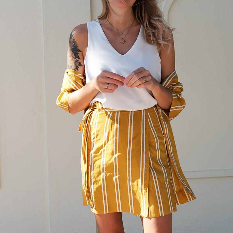 AVOIN_Top_TALATA_Skirt_TuscanSunStripe2